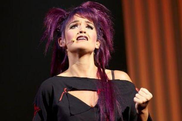 Alumni Lauren Samuels plays the female lead in Queen-Inspired Musical