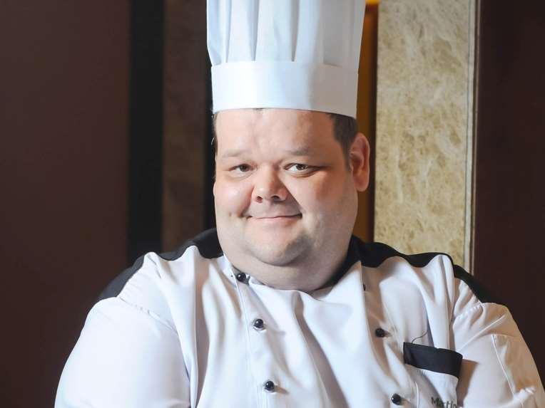 Chef Martin Bower