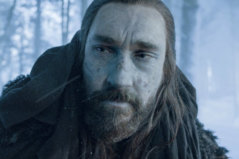 Benjen Stark played by Joseph Mawle BTEC National Diploma in Performing Arts 1990 – 1992