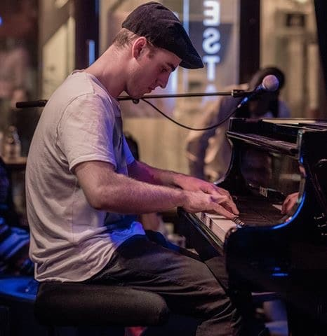Former Music Student Elliott Sansom