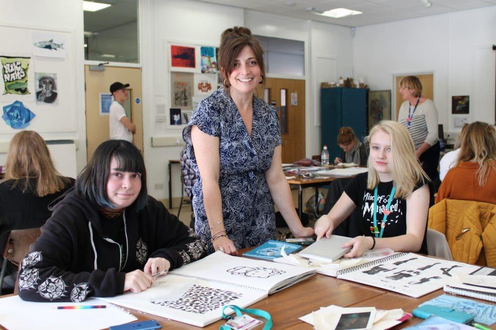 Creative work experience #3 Andrea Hannon