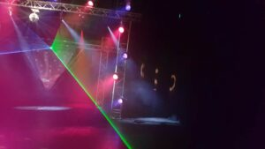 Technical Theatre Light to Sound Project