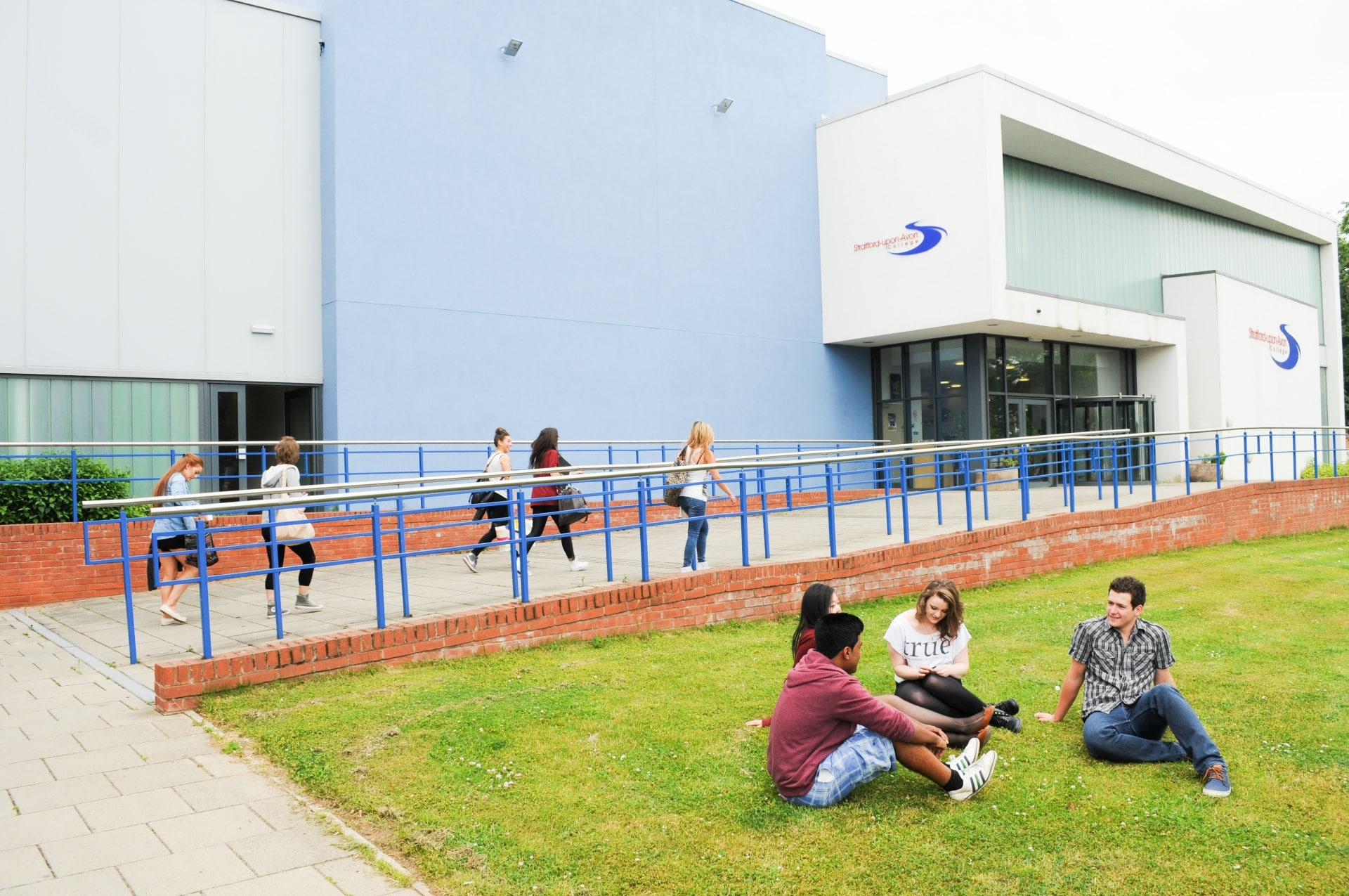 Stratford-upon-Avon College Campus