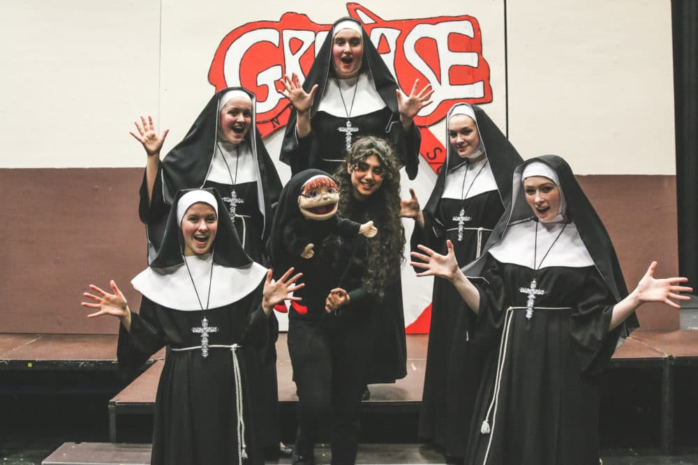 Nunsense cast members
