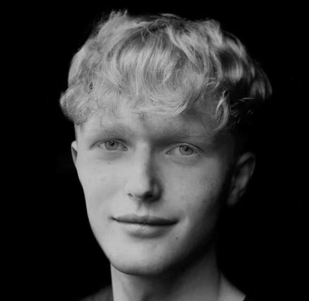Musical Theatre student Harry Chamberlain