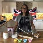 Shelley VE Day cooking